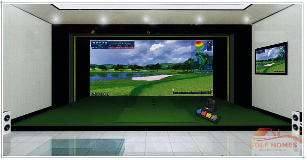 Phần mềm Golf 3D Eagle Eye