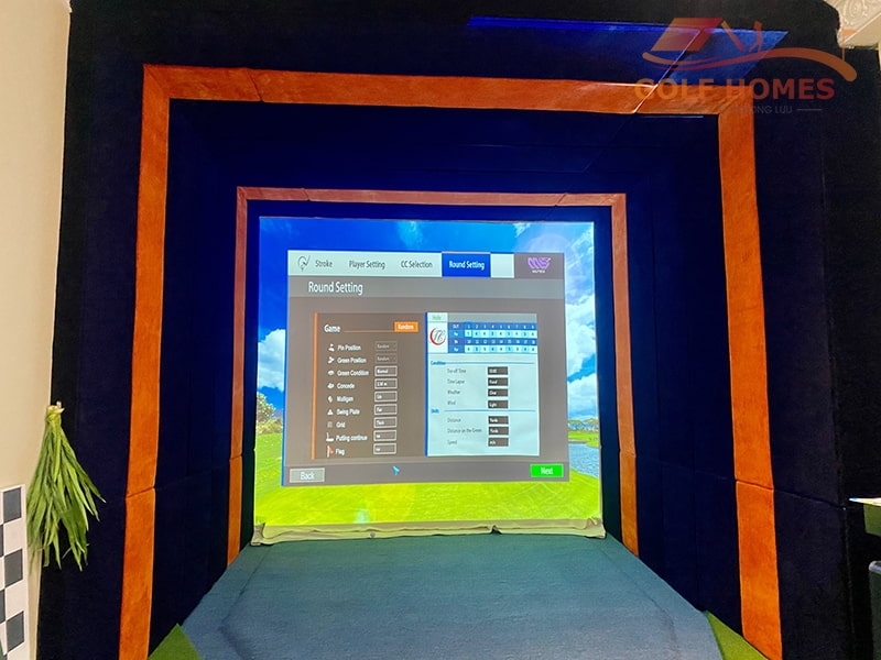 Phần mềm Golf 3D MS