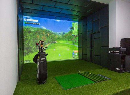 Cyber Golf Eagleeye Score 3.2 Basic