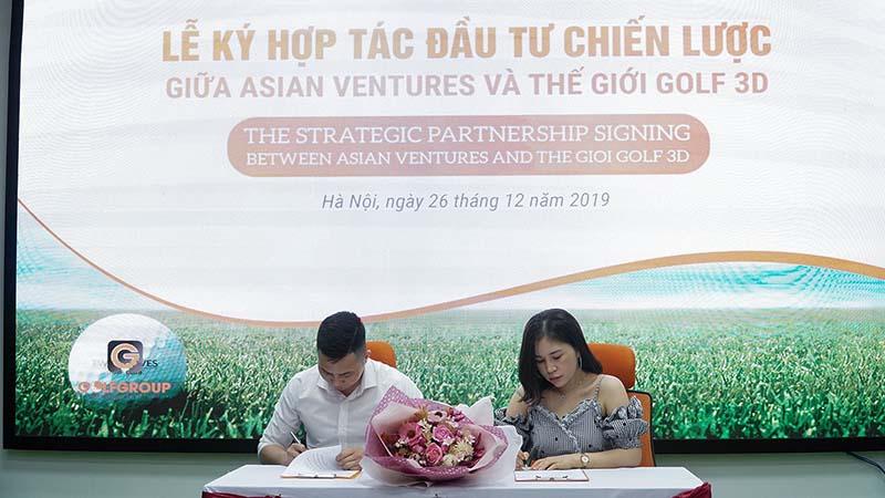 Thế giới Golf 3D nhận 500.000$ từ quỹ đầu tư Asian Ventures