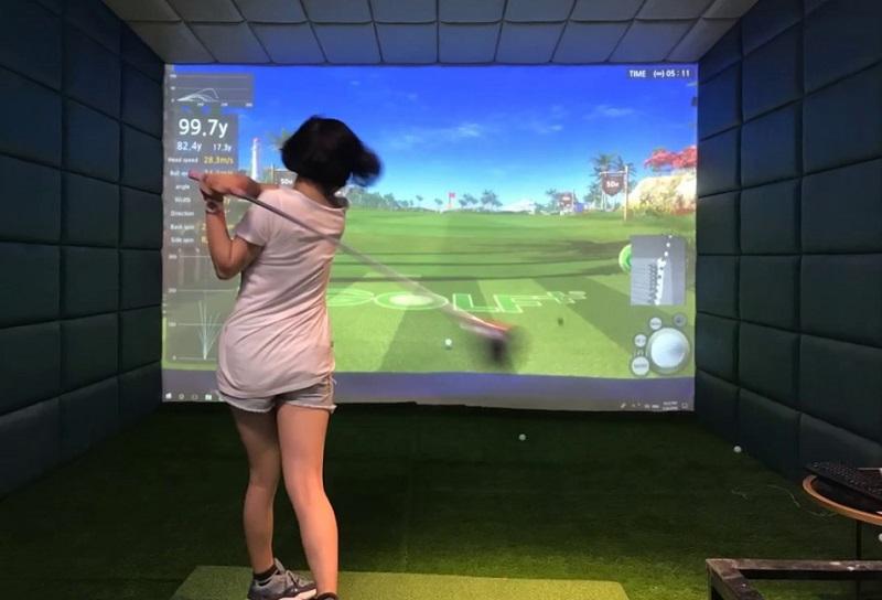 Chi phí lắp đặt phòng golf tốt nhất thị trường