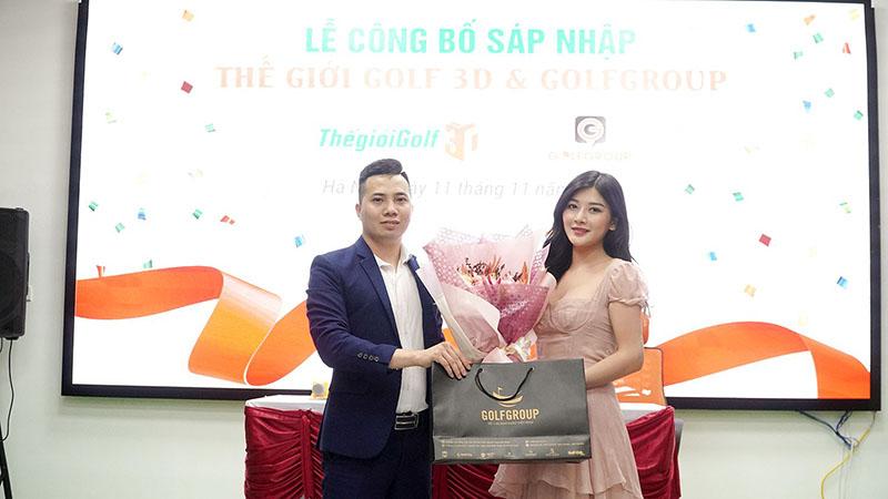 Đến dự lễ sáp nhập có sự góp mặt của diễn viên nổi tiếng Youtuber Kiều Yến Ngọc - HamTV