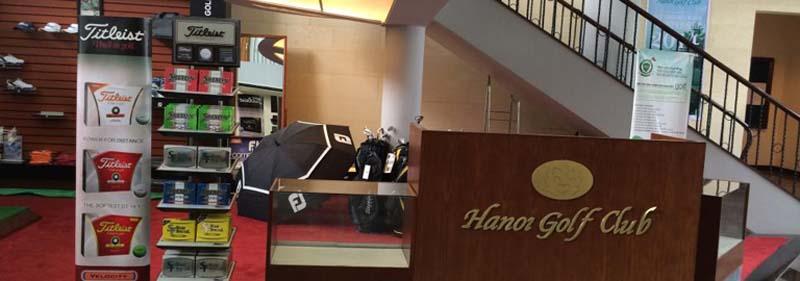 Hà Nội golf club cung cấp nhiều dịch vụ tiện ích