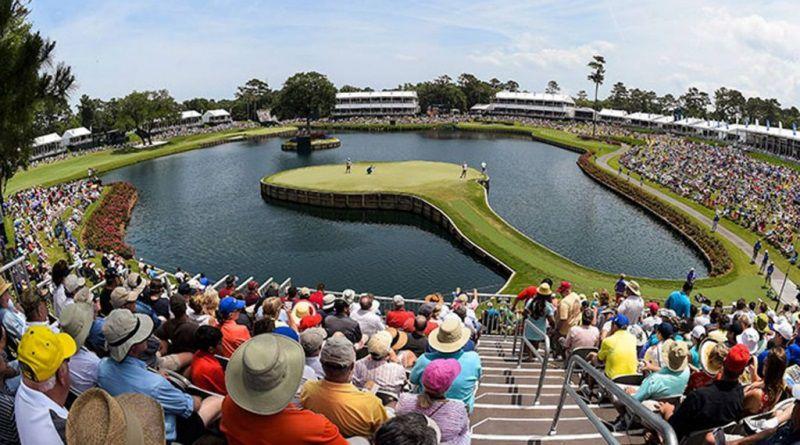 Cảnh tượng golfer tiễn đưa Dye năm 2020