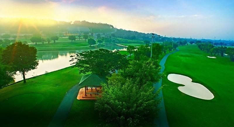Hình ảnh sân Long Thành Golf Resort