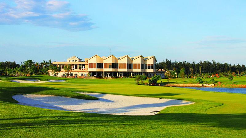 Cửa Lò Golf - Địa chỉ đến uy tín của nhiều golf thủ