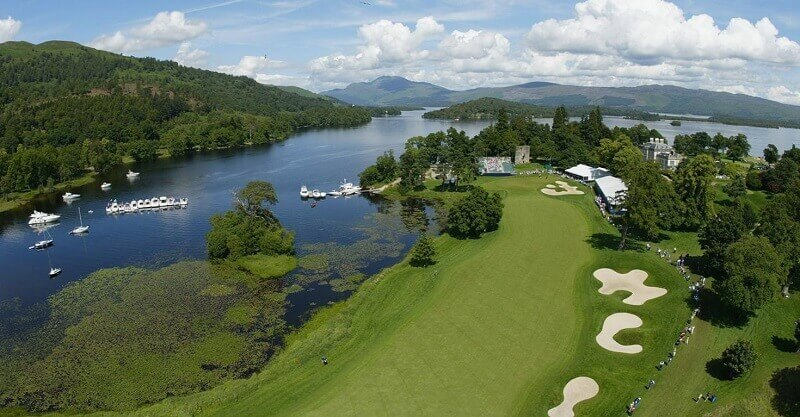 Hệ thống sân golf BRG là địa điểm tổ chức của hàng loạt các giải đấu golf lớn - nhỏ