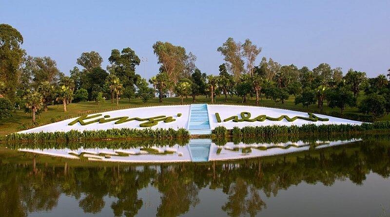 King's Island Golf là một trong những sân golf đẹp nhất khu vực Đông Nam Á