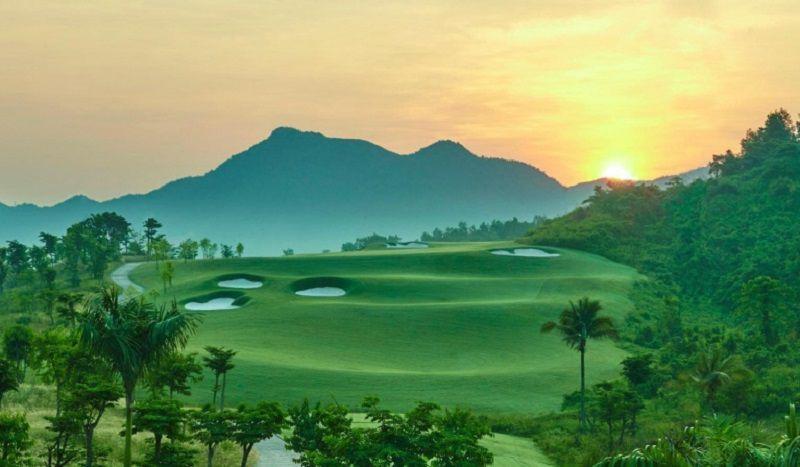 Sân golf Bà Nà Hills chính thức đi vào hoạt động tháng 2/2016