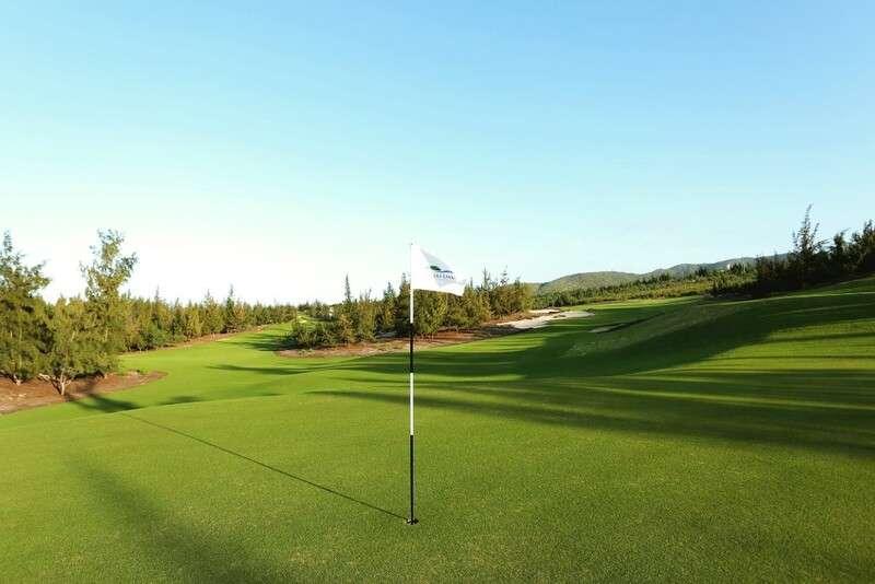 Châu Đức Golf tự hào là một trong các sân golf được thiết kế đạt chuẩn thi đấu quốc tế PGA