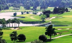 Sân golf Đầm Vạc - Nơi thư giãn, chốn thanh bình