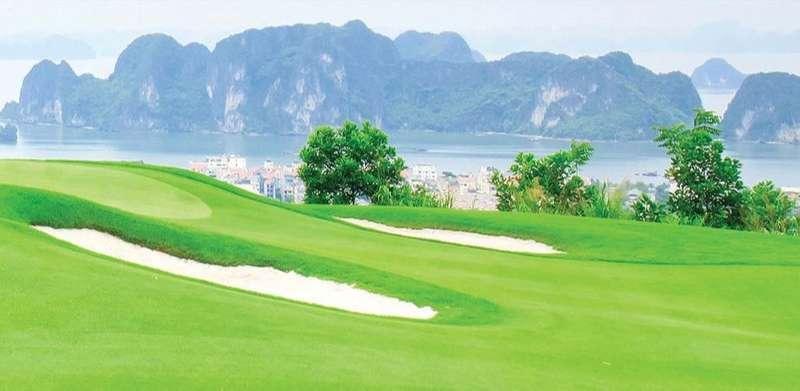 Sân golf FLC Quảng Ninh từng được tạp chí Golf Inc. bình chọn là 1 trong 3 sân golf đẹp nhất thế giới