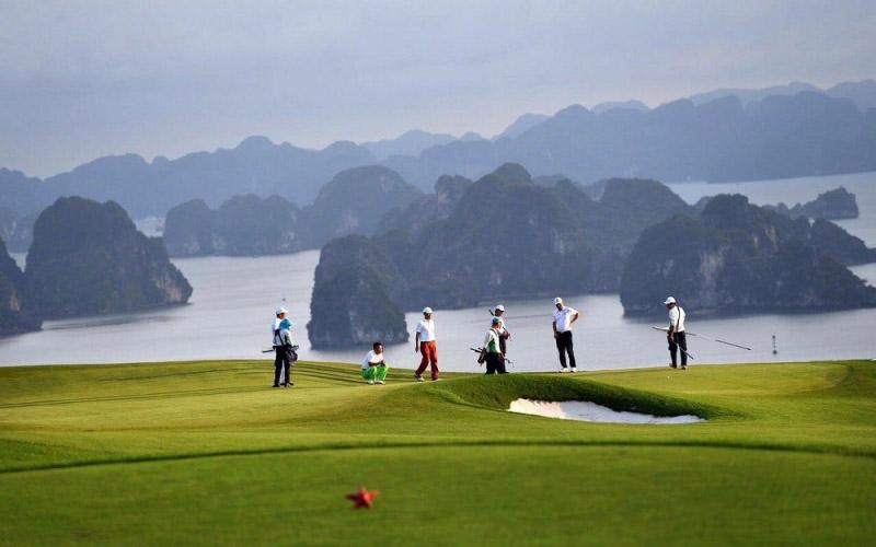 Sân golf Quảng Ninh đã từng đăng cai tổ chức nhiều giải đấu lớn trong nước và quốc tế