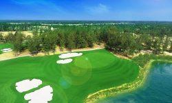 Sâm golf Hội An được coi là vị trí đắc địa vì nằm giữa hai khu di sản lớn của thế giới