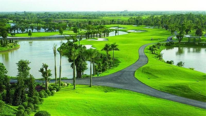 Dự án hứa hẹn sẽ tạo ra một sân golf đẳng cấp, hiện đại nhất