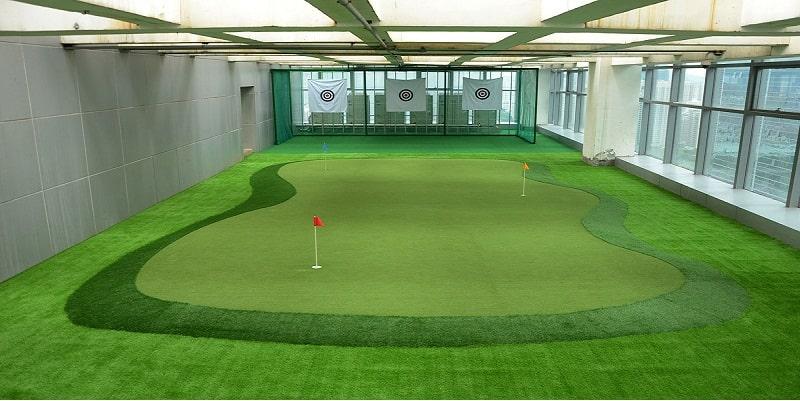 Mô hình Golf mini sân thượng