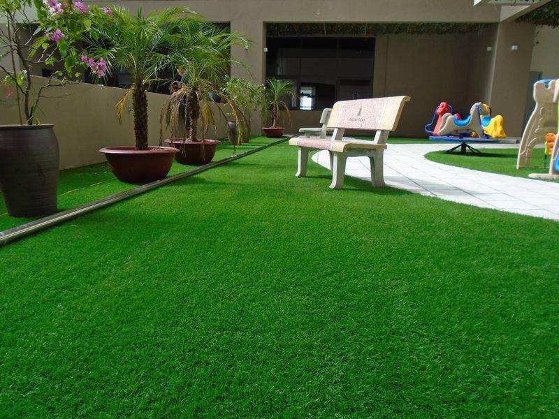 Thảm cỏ nhân tạo bền đẹp