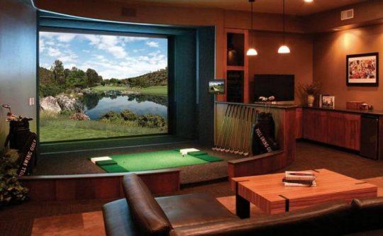 GolfHomes luôn tối ưu chi phí và chất lượng cho phòng golf nhà bạn