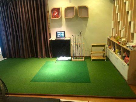 GolfHomes chuyên cung cấp các golf lắp đặt sân chơi thể thao golf 3D tiêu chuẩn Nhật