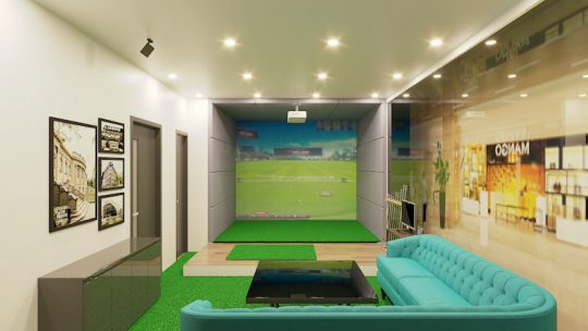 Diamond Golf GC Quad Premium gồm những gì?