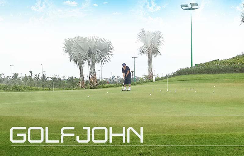 Công ty thiết kế và thi công sân golf GolfJohn