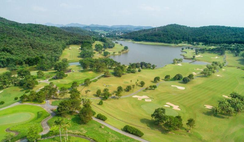 Sân golf Chí Linh Hải Dương