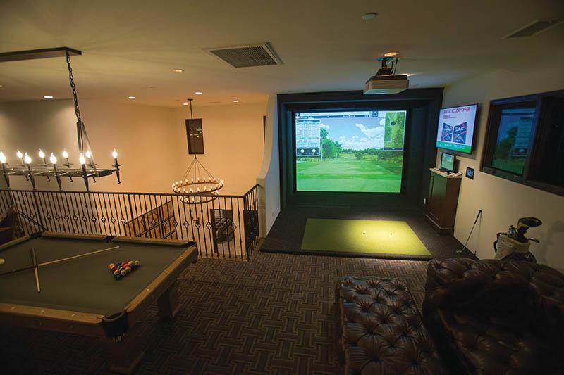 Hệ thống cảm biến của phòng 3D hạng Tổng thống có thể khiến người chơi cảm nhận rõ chuyển động của gió của cỏ