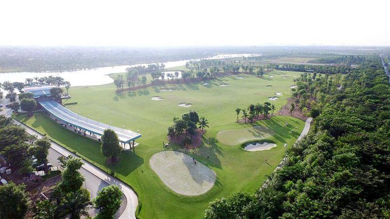 Để có một sân golf hoàn chỉnh, đơn vị thi công cần thực hiện rất nhiều bước