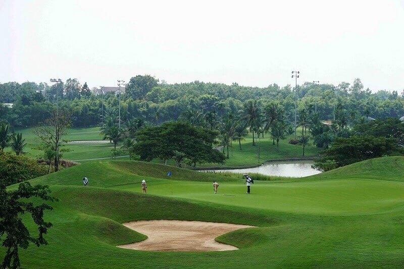 Twin Doves luôn nhận được sự hài lòng của nhiều golfer Sài Gòn