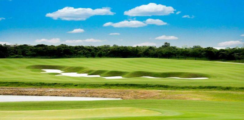 Royal Island Golf & Villas thực sự là nơi kết hợp nghỉ ngơi và tập luyện vô cùng lý tưởng