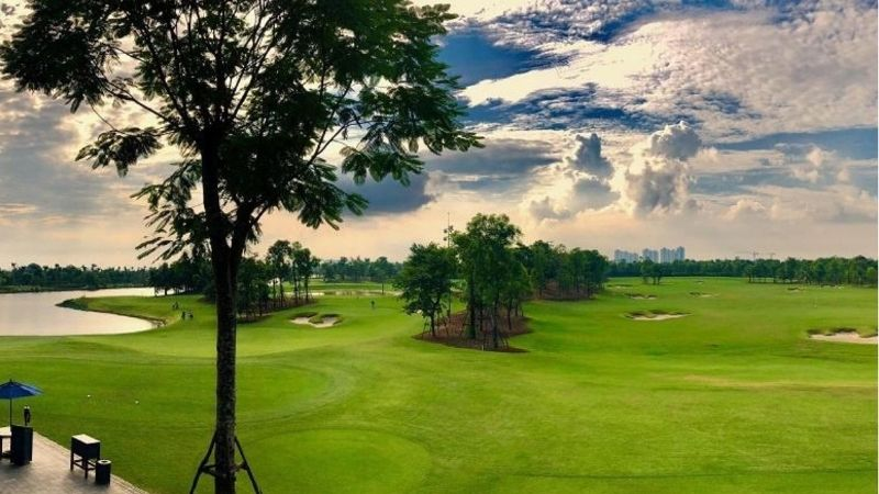 Sân golf Sông Bé thu hút đông đảo golfer tới đây trải nghiệm với thiết kế và dịch vụ đẳng cấp