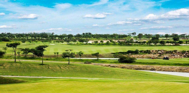 Harmonie Bình Dương mang đến những trải nghiệm vô cùng thú vị cho golfer rèn luyện kỹ năng