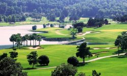 Sân golf Đồng Mô - Sân golf 36 lỗ đầu tiên tại miền Bắc