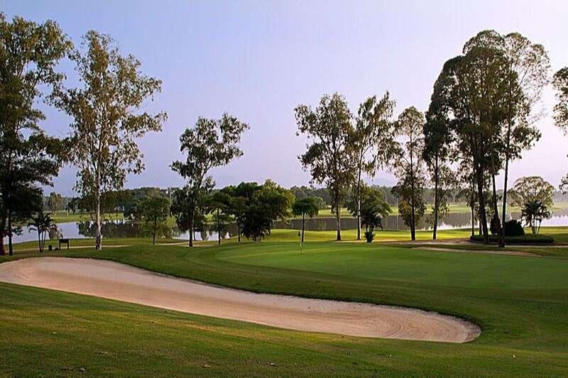 Sân tập golf chính là địa điểm lý tưởng để golfer luyện tập