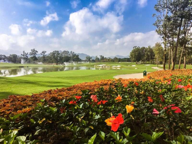 Golfer sẽ có cơ hội được trải nghiệm đủ loại địa hình sân