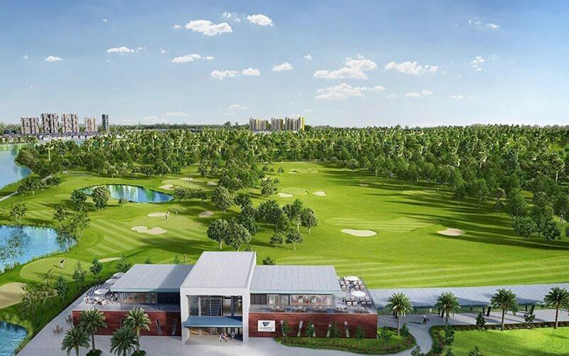 Sân golf Ecopark chính là nơi lý tưởng để tập luyện và thư giãn