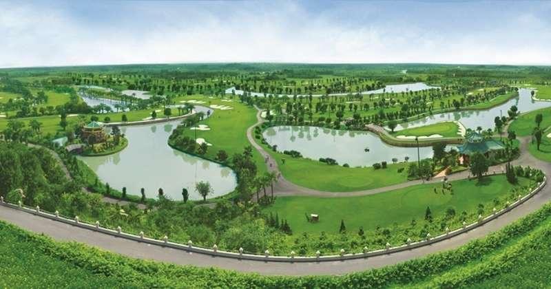 Sân golf Long Thành tọa lạc tại xã Phước Tân, huyện Long Thành, tỉnh Đồng Nai