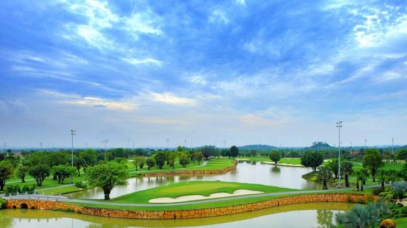 hệ thống tiện ích của Sông Bé golf cũng rất được golfer yêu thích và tin tưởng
