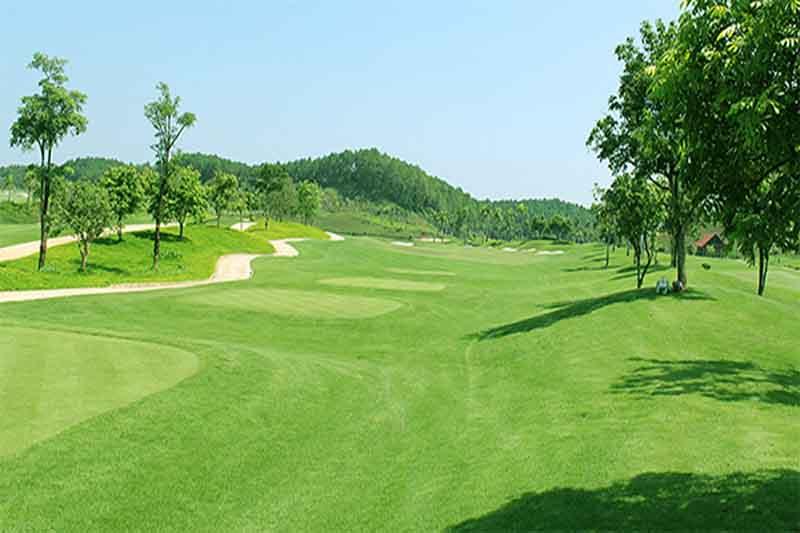 Sân golf có nhiều mức giá khác nhau