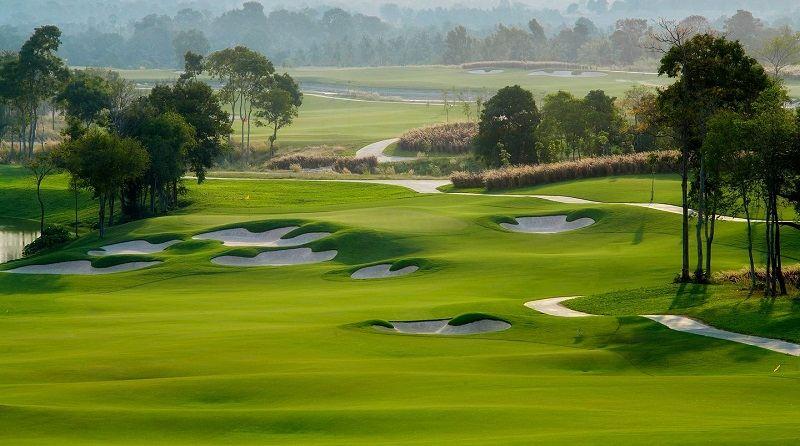 Sân golf Vũ Yên