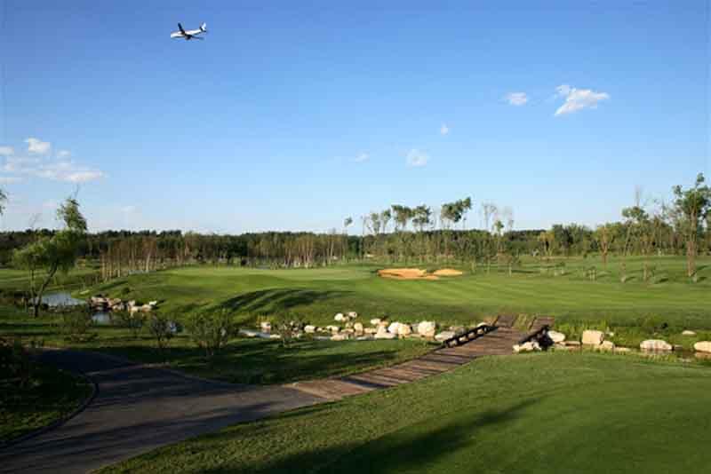 Có nhiều nguyên tắc thiết kế sân golf