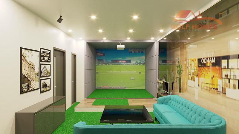 Golf 3D ngày càng phát triển như một xu hướng tất yếu của những người yêu golf thứ thiệt