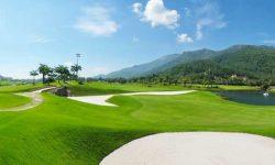 Sân golf Cam Ranh là một trong những sân golf có cảnh quan đẹp nhất Châu Á