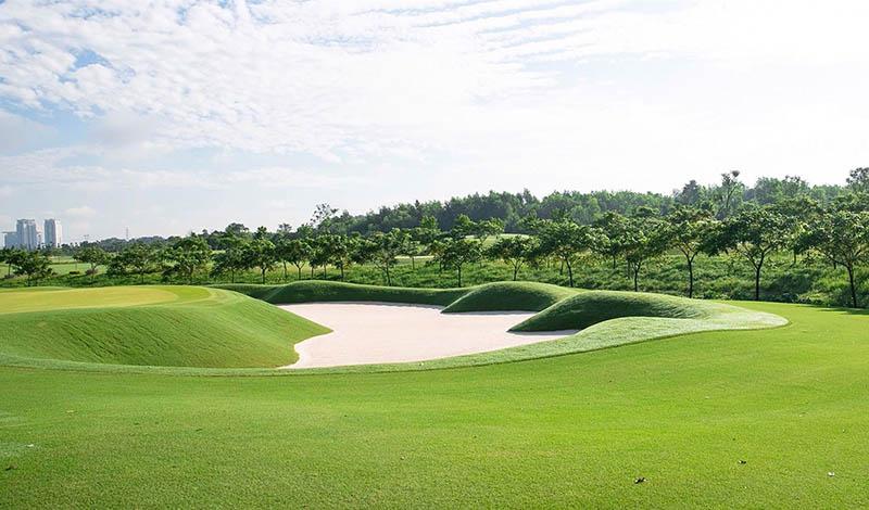 Sân golf Harmonie Golf Park ở Bình Dương