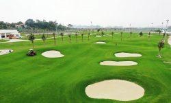 Sân golf Bắc Giang tại huyện Lục Nam có diện tích quy hoạch là 148 ha (Ảnh minh họa)