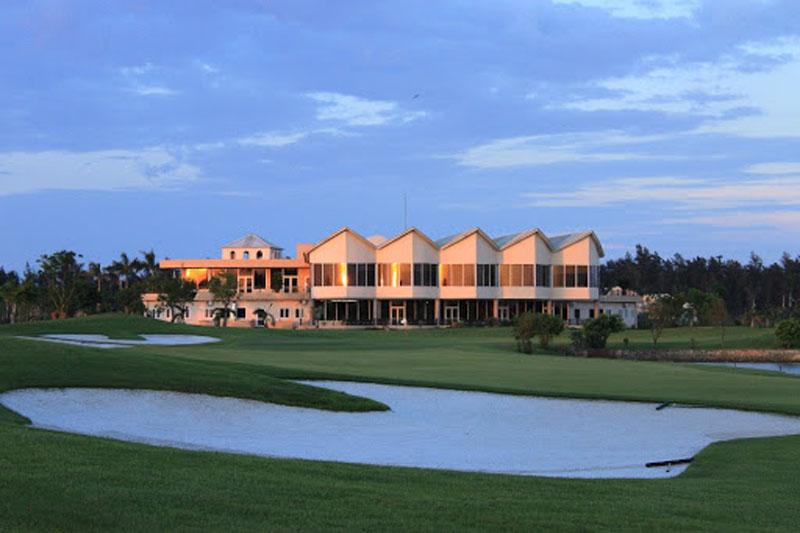 Sân golf Cửa Lò Nghệ An