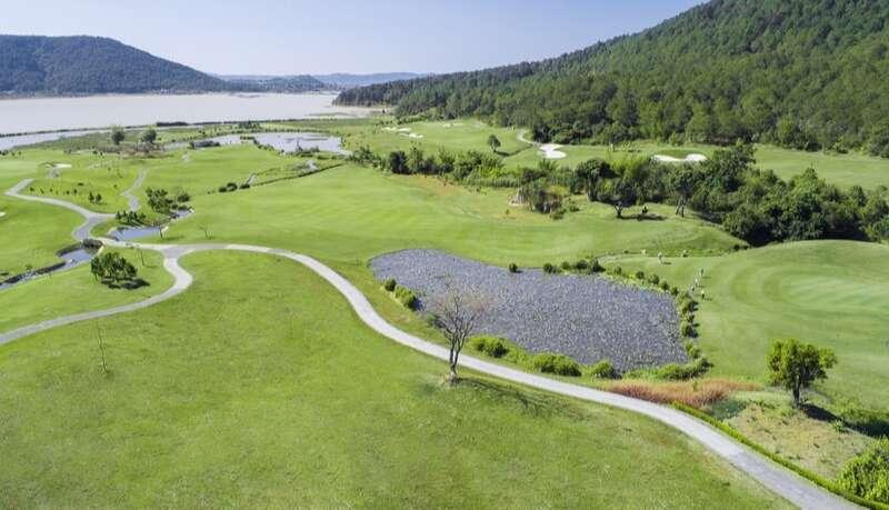 Các golfer từng có cơ hội chơi bóng tại sân golf Đạ Ròn đều đánh giá rất cao vẻ đẹp của sân