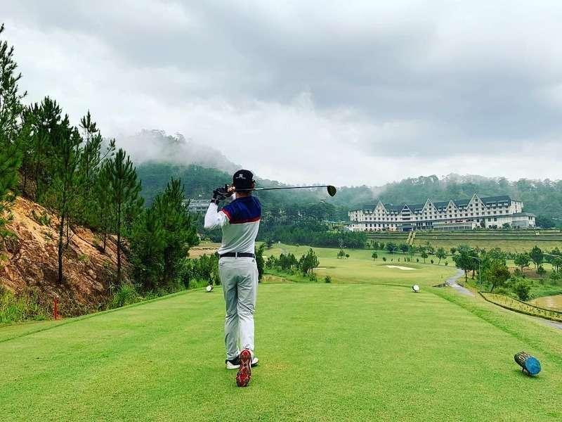 Sân golf Sam Tuyền Lâm có tiền thân là sân golf Sacom Tuyền Lâm