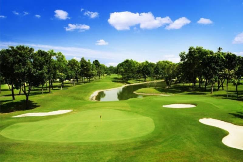 Thiết kế sân golf vừa lưu giữ được vẻ đẹp thiên nhiên, vừa mang tính hiện đại