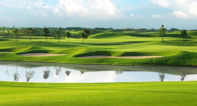 Sân golf Mê Kông Bình Dương là điểm đến lý tưởng của golfer